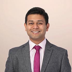 Arnav Gupta, Analyst