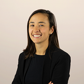 Claudia Tajima, Researcher