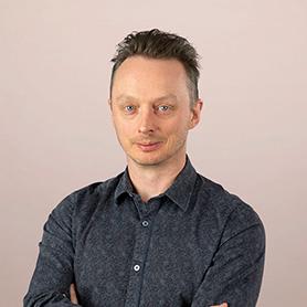 Martin Gill, VP, Research Director
