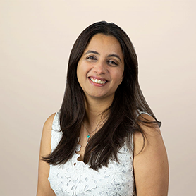 Tania Somani, Sr Data Insights Manager
