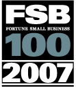 Fortune Small Business 100, 2007